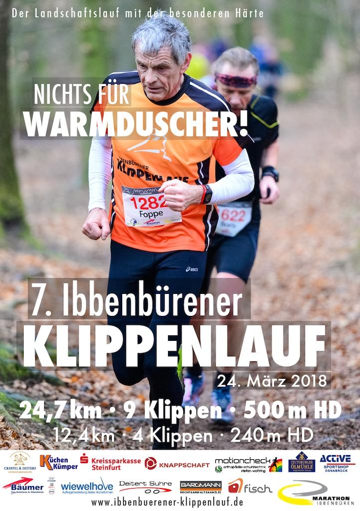 7. Ibbenbürener Klippenlauf 2018